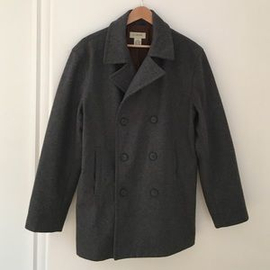 J. Crew men's Pea Coat for sale